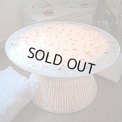 画像1: BLUEHIGH Table ホワイトパール70